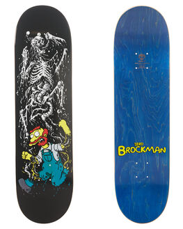 MULTI BOARDSPORTS SKATE ZERO DECKS - 10120MULTI