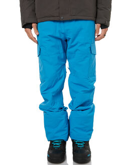 AQUA BLUE SNOW OUTERWEAR BILLABONG PANTS - F6PM02AQUA