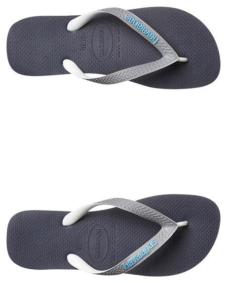 9a07fd7259ba Havaianas Top Mix Thong - Navy Grey Blue