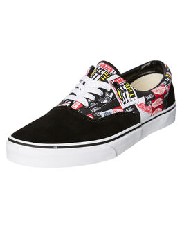 BLACK MENS FOOTWEAR VANS SNEAKERS - VNA4BV4V9A