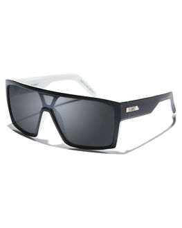 BLACK WHITE MENS ACCESSORIES UNIT SUNGLASSES - 14180002BBLKWH