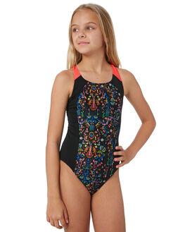 MULTI BLACK OUTLET KIDS ZOGGS CLOTHING - 5148200MLTBK