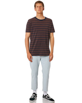RED RUST MENS CLOTHING ELEMENT TEES - 184101REDRS