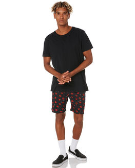 BLACK MENS CLOTHING NO NEWS BOARDSHORTS - N5202234BLACK
