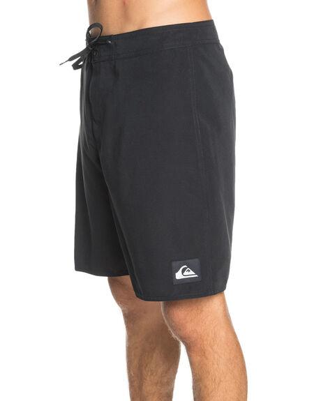 BLACK MENS CLOTHING QUIKSILVER BOARDSHORTS - EQYBS04490-KVJ0