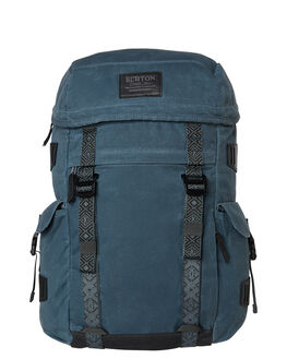 DARK SLATE WAXED CNV MENS ACCESSORIES BURTON BAGS + BACKPACKS - 16339107401