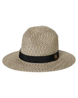 NATURAL BROWN WOMENS ACCESSORIES RIP CURL HEADWEAR - GHAFO19658