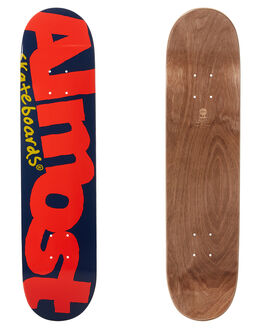 BLUE BOARDSPORTS SKATE ALMOST DECKS - 100231134BLUE