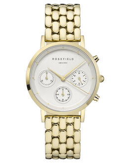 WHITE GOLD WOMENS ACCESSORIES ROSEFIELD WATCHES - NWG-N90WHTG