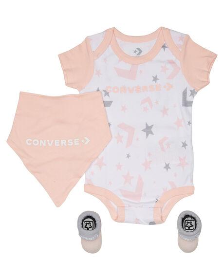 STORM PINK KIDS BABY CONVERSE CLOTHING - RLC0052A8J