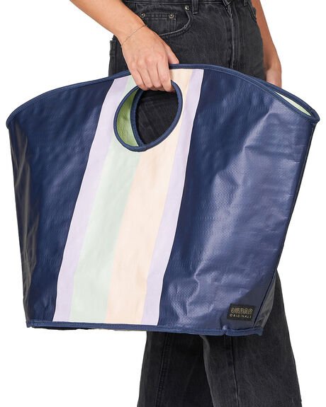 NAVY WOMENS ACCESSORIES URBAN ORIGINALS BAGS + BACKPACKS - 66-0071NVY