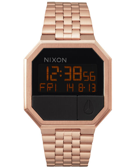 ALL ROSE GOLD MENS ACCESSORIES NIXON WATCHES - A158897AROSG