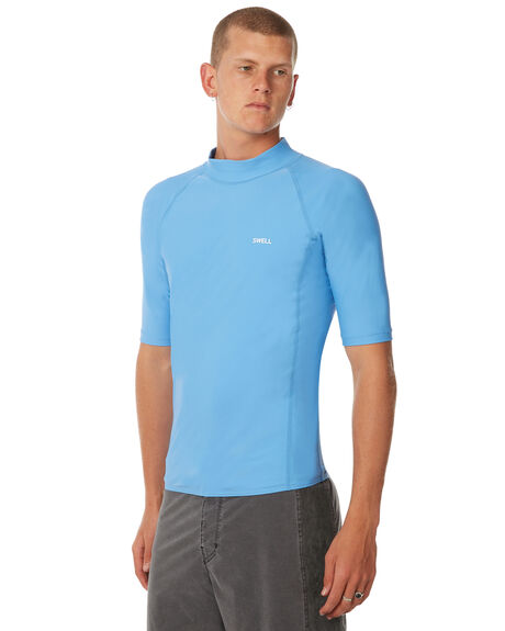 BLUE SURF RASHVESTS SWELL MENS - S5184052BLUE