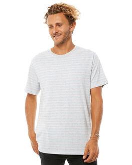 LIGHT GREY MARLE MENS CLOTHING INSIGHT TEES - 5000000952LGM