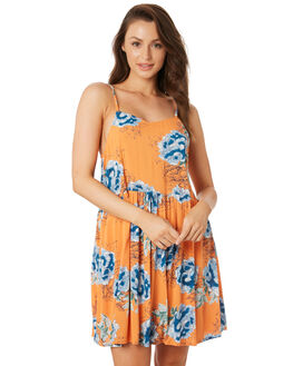 ORANGE BLOSSOM WOMENS CLOTHING O'NEILL DRESSES - 5721611OGB