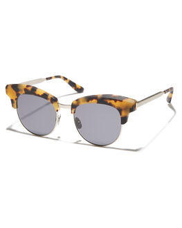 RED BURGUNDY WOMENS ACCESSORIES OSCAR AND FRANK SUNGLASSES - 022RBREDBG