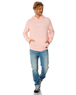 STORM PINK MENS CLOTHING HURLEY JUMPERS - AO9200603