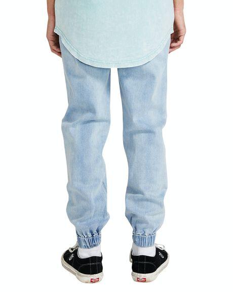 BLITZED INDIGO MENS CLOTHING STANDARD JEAN CO PANTS - 35746100042