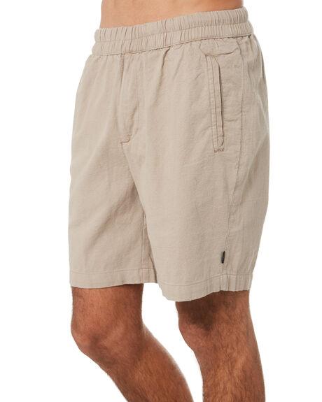 TAN MENS CLOTHING SILENT THEORY SHORTS - 40X0059TAN