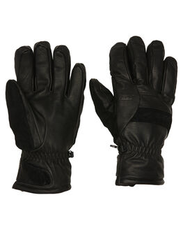 BLACK BOARDSPORTS SNOW POW GLOVES - STG-B-L-GTX-BKBLK