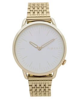 WHITE WOMENS ACCESSORIES RIP CURL WATCHES - A3010G1000