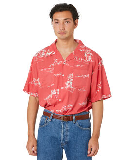 SUNRISE MENS CLOTHING BRIXTON SHIRTS - 01118SUNRS