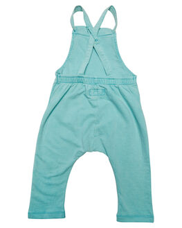 TEAL KIDS BABY CHILDREN OF THE TRIBE CLOTHING - BBOV0330TEAL