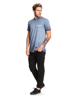 MOONLIT OCEAN MENS CLOTHING QUIKSILVER TEES - EQYZT05426-BYK0
