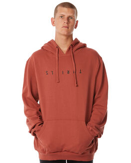RUST MENS CLOTHING THRILLS JUMPERS - TW8-202HRUST