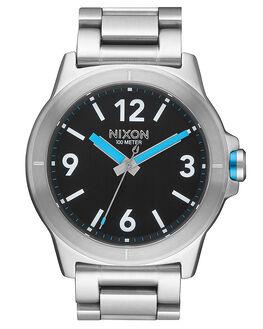 BLACK BLUE MENS ACCESSORIES NIXON WATCHES - A952018