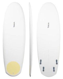 WHITE BOARDSPORTS SURF MCTAVISH SURFBOARDS - MNBBWHT