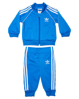 BLUEBIRD KIDS TODDLER BOYS ADIDAS ORIGINALS JUMPERS - D96058BLUBR