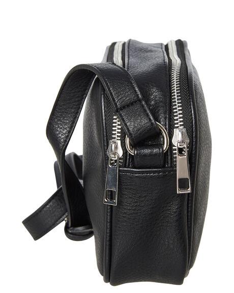 BLACK WOMENS ACCESSORIES RUSTY BAGS + BACKPACKS - BFL0999BLK