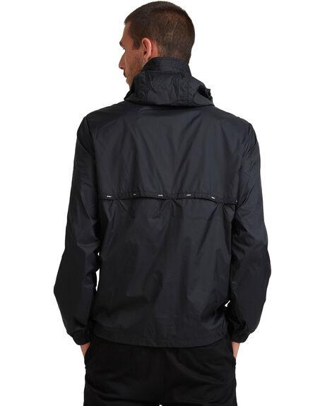 FLINT BLACK MENS CLOTHING ELEMENT JACKETS - EL-G517452-IFL