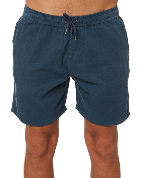 NAVY OUTLET MENS SWELL SHORTS - S5161234NAVY