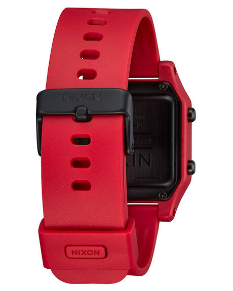 RED MENS ACCESSORIES NIXON WATCHES - A1309-200