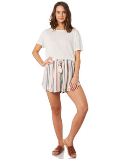 EARTH STRIPE WOMENS CLOTHING O'NEILL SHORTS - 4722104EST