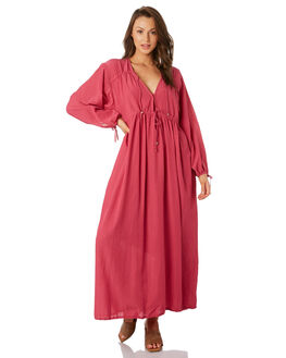 ROSE WOMENS CLOTHING TIGERLILY DRESSES - T391439ROS