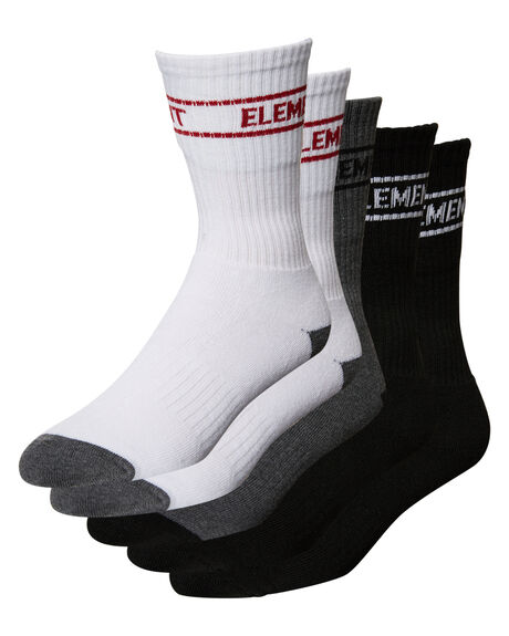 MULTI MENS CLOTHING ELEMENT SOCKS + UNDERWEAR - 173693MUL