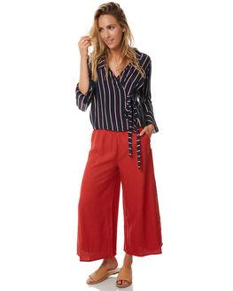 ROUGE WOMENS CLOTHING RUE STIIC PANTS - S118-20ROU