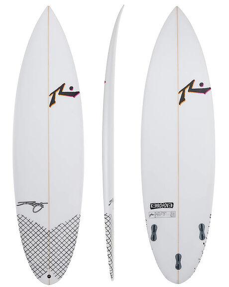 CLEAR BOARDSPORTS SURF RUSTY SURFBOARDS - RUKERROSOVERCLR
