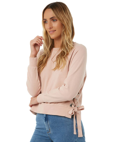 PALE ROSE WOMENS CLOTHING ELWOOD JUMPERS - W81201444