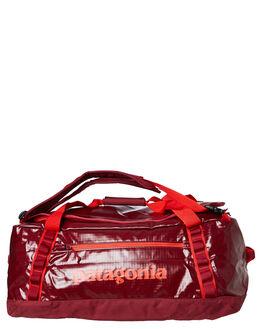 ROAMER RED MENS ACCESSORIES PATAGONIA BAGS + BACKPACKS - 49342RMRE