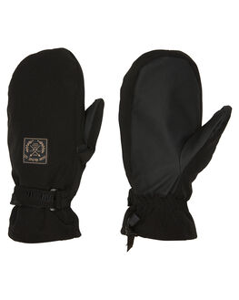 BLACK BOARDSPORTS SNOW POW GLOVES - XGM-A-S-HIP-BKBLK