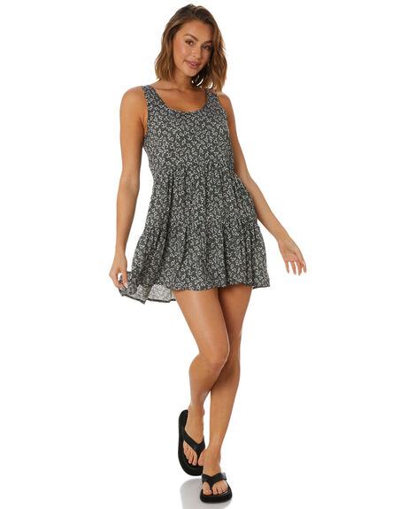 PRINT WOMENS CLOTHING ALL ABOUT EVE DRESSES - 6483293PRNT