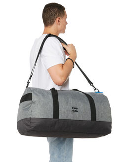 GREY HEATHER MENS ACCESSORIES BILLABONG BAGS + BACKPACKS - 9682232AGRYH