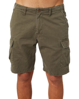 RIFLE GREEN MENS CLOTHING RUSTY SHORTS - WKM0911RFG