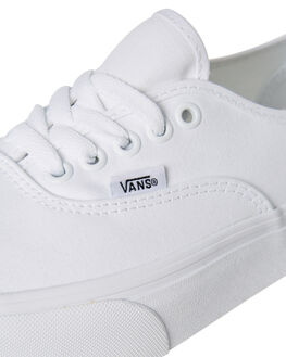 TRUE WHITE WOMENS FOOTWEAR VANS SNEAKERS - SSVNA3AV8W00W