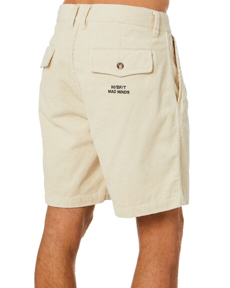 OFF WHITE MENS CLOTHING MISFIT SHORTS - MT002610OWT