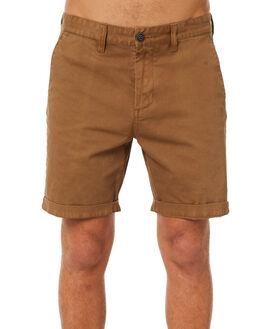 TOBACCO MENS CLOTHING BILLABONG SHORTS - 9572709TOB